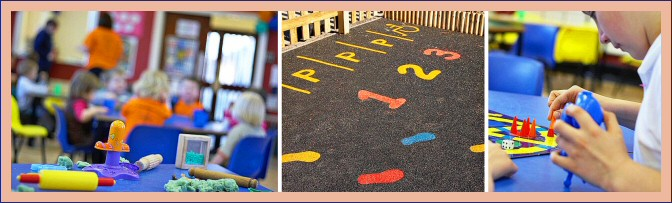 The Learning Tree; private pre-school nursery, after school care and holiday club.